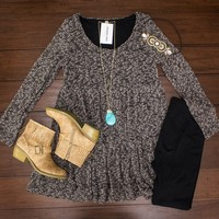 Fall Esacpe Tunic $36.00