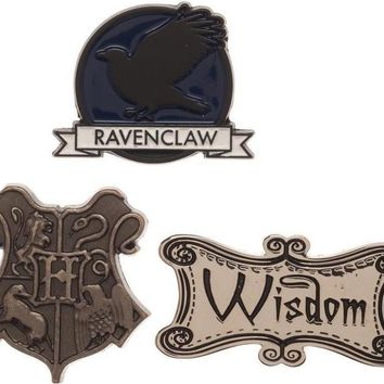 Harry Potter | Ravenclaw Lapel PIN SET