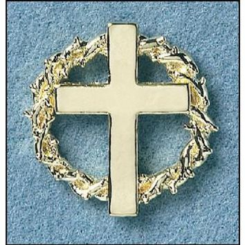 CROWN OF THORNS PIN
