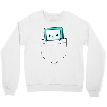 bmo pocket Crewneck Sweatshirt