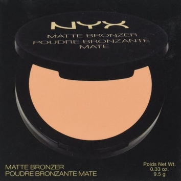 NYX Matte Body Bronzer Light Makeup Beauty Cosmetics Contour Highlighting