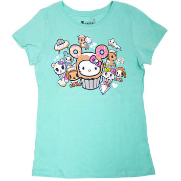 Hello Kitty x Tokidoki Cup Cake Tee