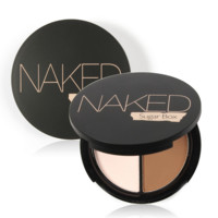 Two-Color Bronzer & Highlighter Powder Trimming Powder Make Up Cosmetic Face Concealer