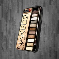 CA 0661 Make Up Kit Naked Palette 2 INSPIRED design for iPhone 4 or 4s