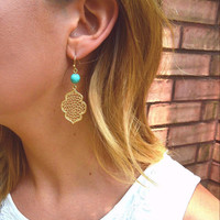 Juliet Drop Earrings