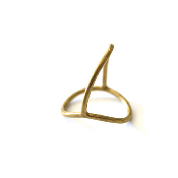 Aris Ring Brass