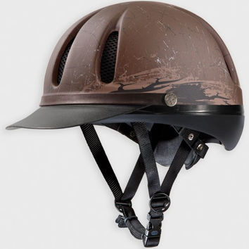 Troxel Helmet in Dakota Mojave