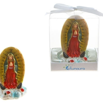 lady guadalupe statue poly resin Case of 48