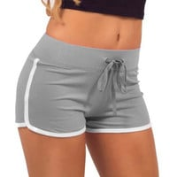 Fast Drying Drawstring Shorts