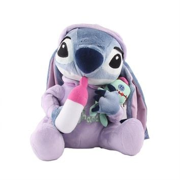 Large Lilo & Stitch 27CM Stitch with Scrump Plush Toy