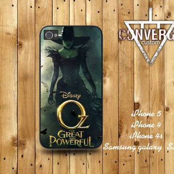 Oz the Great and Powerful- Theodore  Handmade Case for Iphone 4/4s,Iphone5 Case,Samsung Galaxy s2,s3