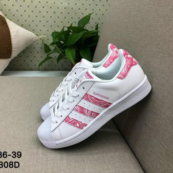 Adidas SUPERSTAR 80s HH W Women Fashion Casual Skate Shoes