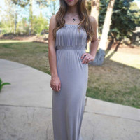 Weeping Willow Maxi Dress