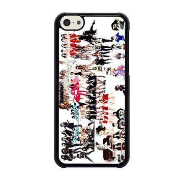 kpop girls iphone 5c case cover  number 1