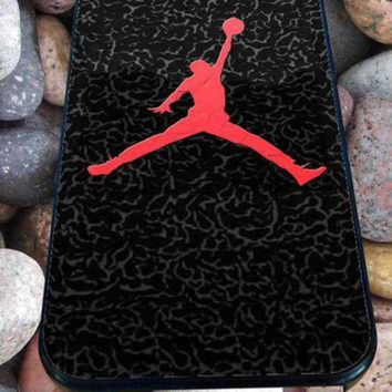 CREYUG7 Michael Jordan Logo for iPhone 4/4s, iPhone 5/5S/5C/6, Samsung S3/S4/S5 Unique Case *7