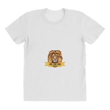 Lion King All Over Women's T-shirt