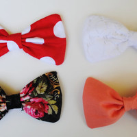 Minnie Mouse Hair Bows Hair Accessories