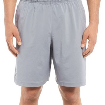 Under Armour 'UA HIIT' Stretch Woven Athletic Shorts | Nordstrom