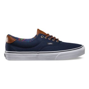 Vans C&L Era 59 (dress blues/paisley)