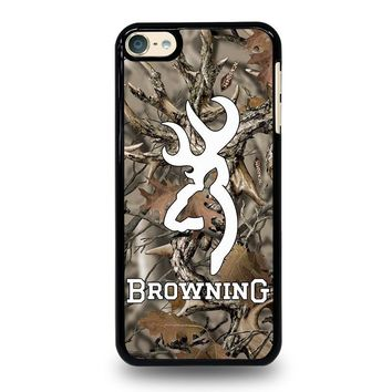 CAMO BROWNING iPod Touch 4 5 6 Case Cover