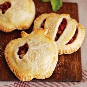 Apple-Cranberry Pocket Pies | Williams-Sonoma