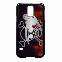 fairy tail and One Piece logo 641857c7-2fc7-482b-b996-d082daed4b92 for Samsung Galaxy S5 Case *02*
