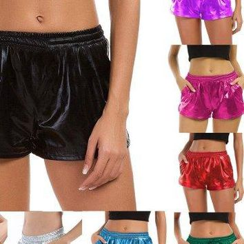 Disco Dolphin Shorts - 9 colors
