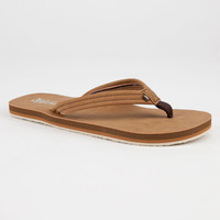 Cobian Pacifica Womens Sandals Tan  In Sizes