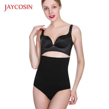 Shapewear Panties Lady High Waist Control Panties Trainer Tummy Control Thong Seamless Underwear Shaper Freeshipping SE22