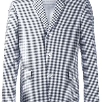 Black Fleece By Brooks Brothers Gingham Classic Jacket
