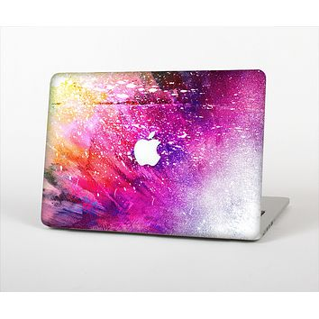 The Abstract Neon Paint Explosion Skin for the Apple MacBook Air 13""
