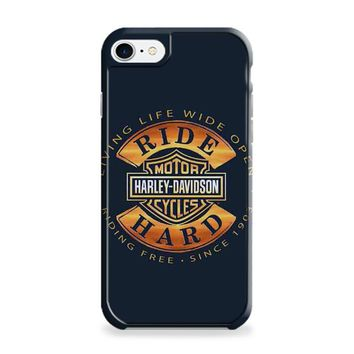 Harley Davidson Motorcycles Ride Hard Since iPhone 6 Plus | iPhone 6S Plus Case