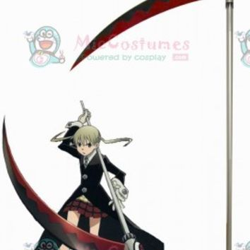 how to make soul eater maka scythe