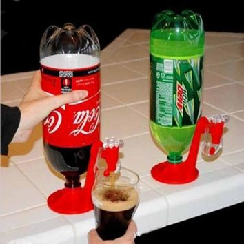 Mini Upside Down Drinking Fountains Cola Beverage Switch Drinkers Hand Pressure Water Dispenser Automatic