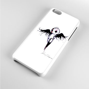 emo angel Art iPhone 5c Case