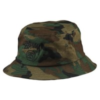 Stussy Stock Lock Su14 Bucket Hat - Men's at CCS