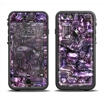 The Purple Mercury Apple iPhone 6 LifeProof Fre Case Skin Set