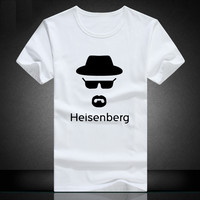 Breaking Bad Heisenberg T Shirts