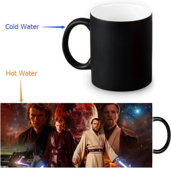 Star Wars Color Transforming Mugs