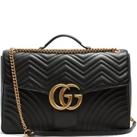 GG Marmont quilted-leather travel bag | Gucci | MATCHESFASHION.COM US