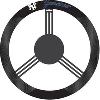 New York Yankees MLB Poly-Suede Steering Wheel Cover