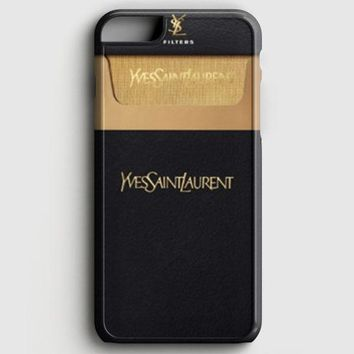 Ysl Yves Saint Laurent Cigarettes iPhone 6 Plus/6S Plus Case | casescraft