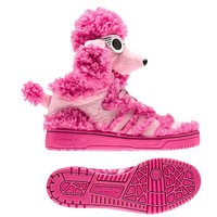 adidas Jeremy Scott Poodle Shoes