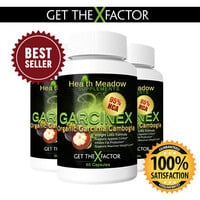 Garcinia Cambogia Extract 95% HCA Weight Loss Diet Pills - Fat Burner (100% Pure)