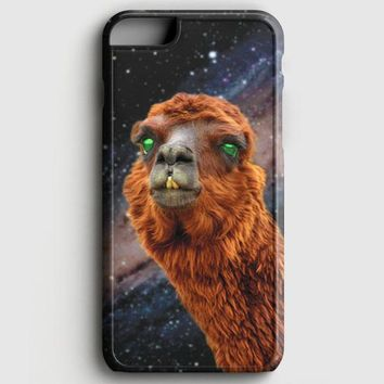 LlamaS Green Nebula Encounter iPhone 6 Plus/6S Plus Case | casescraft