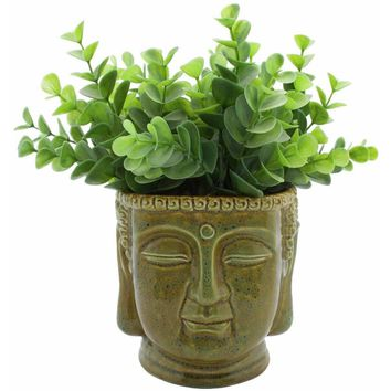 Buddha Planter Pot