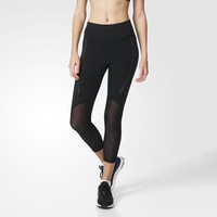 adidas Standard 19 Seven-Eighths Tights - Black | adidas US
