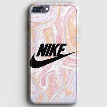 Nike Just Do It Purple Logo iPhone 8 Plus Case | casescraft