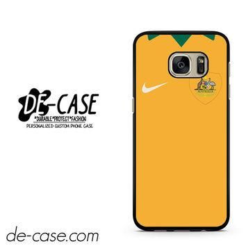 Australia Soccer Jersey DEAL-1149 Samsung Phonecase Cover For Samsung Galaxy S7 / S7 E