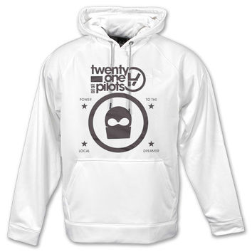 Twenty One Pilots Hoodie on Size S-3XL heppy hoodies.